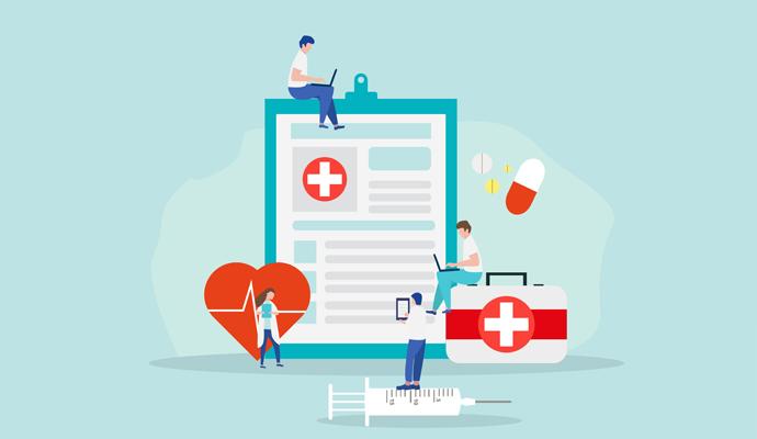 health IT bedside tablet