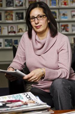 Jennifer Manganello developed a tool to assess teen health literacy.